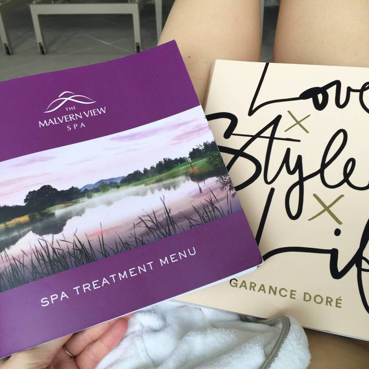 Spa, Relaxation & Romance At Bank House