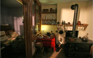 Visit to the Tenement Museum in Manhattan