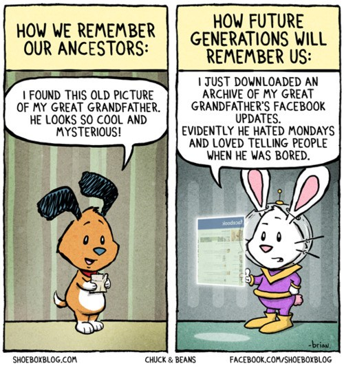 How Future Generations Will Remember Us