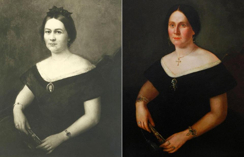 Fraudulent Mary Todd Lincoln Portrait Exposed