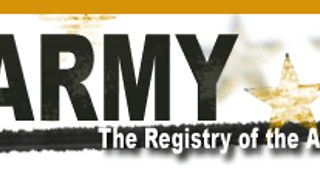 using the Registry of the American Soldier,