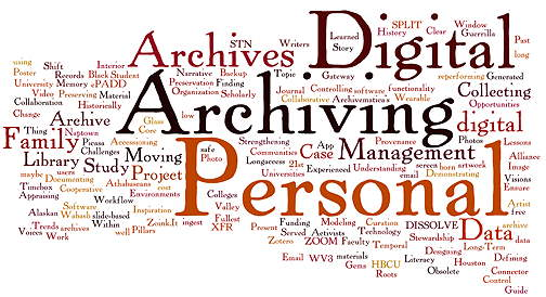 What is Personal Digital Archiving?