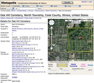 Histopolis.com sassy jane genealogy