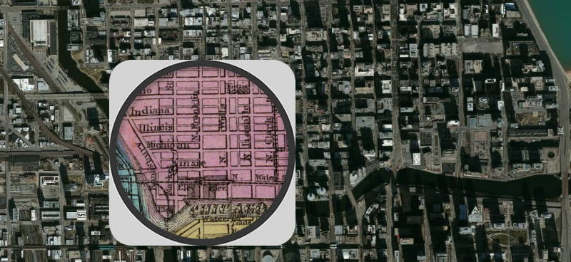 Visualizing Chicago Before the Great Fire
