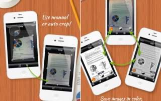 FineScanner Turns iPad Camera Into Scanner