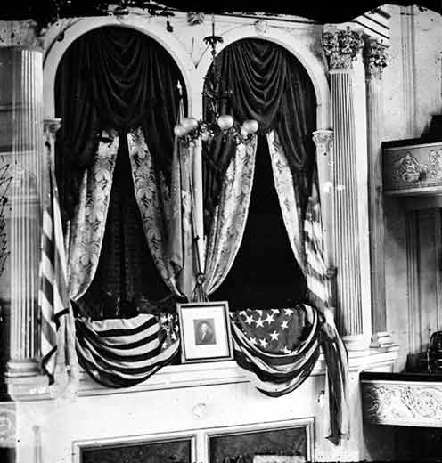 Lincoln and Ford's Theater 150 Years Ago