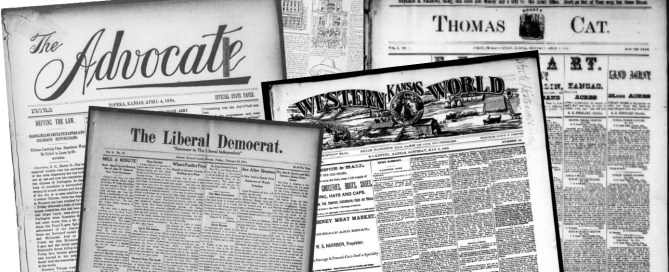 Finding Old U.S. Newspapers