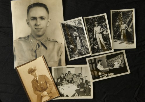World War II Diaries of Friendship, Suffering, Death