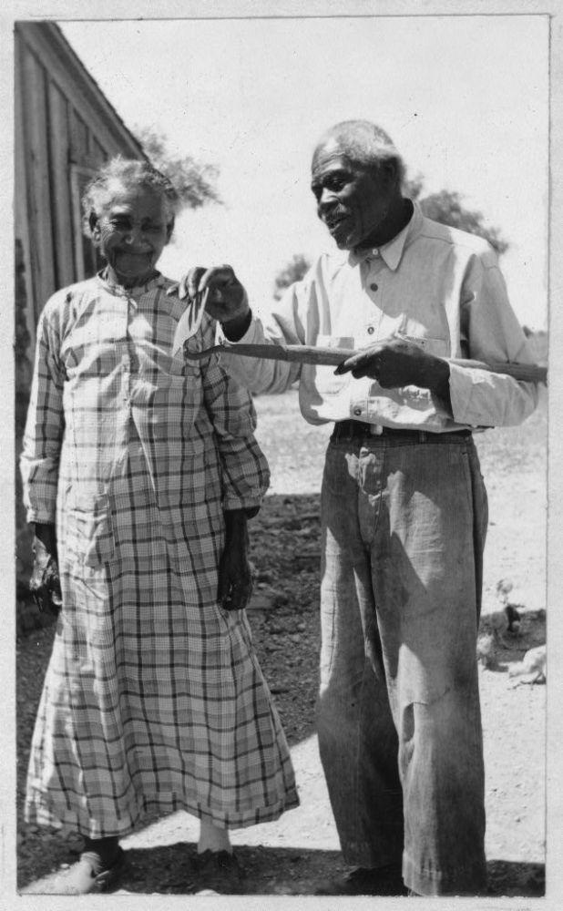 love stories in ex-slave narratives