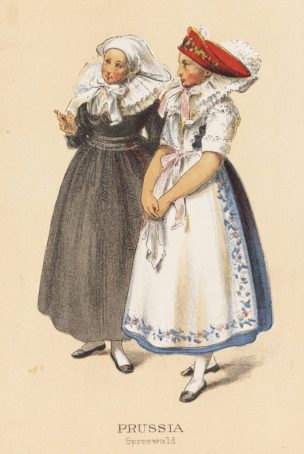German Peasant Costumes