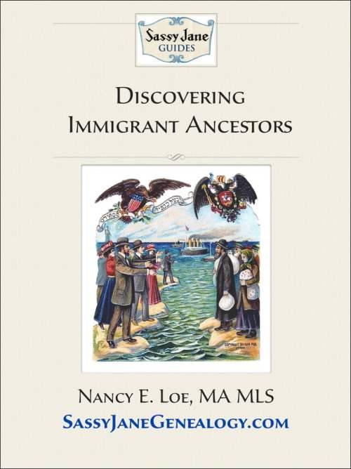 Discovering Immigrant Ancestors