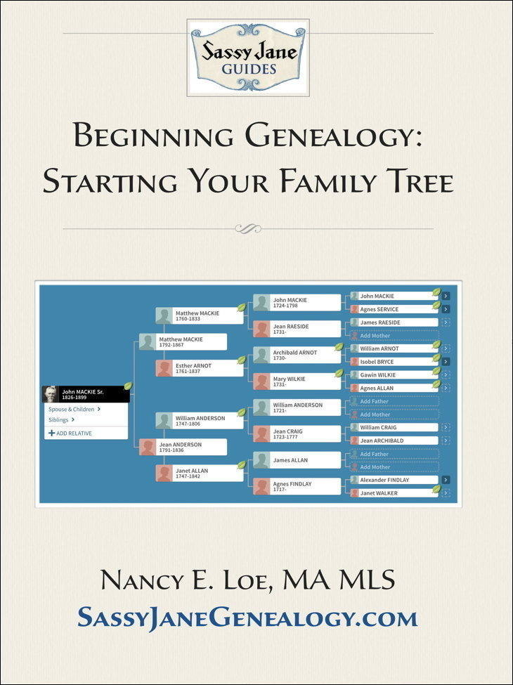 Beginning Genealogy: Starting Your Family Tree