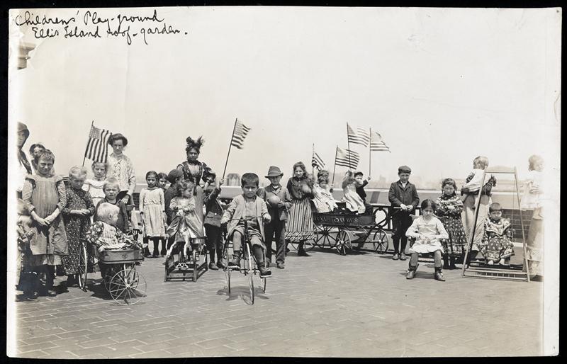 Immigrants Detained at Ellis Island | Sassy Jane Genealogy