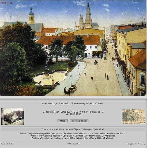 Old Schlesien Photos at Wratislaviae Amici Portal