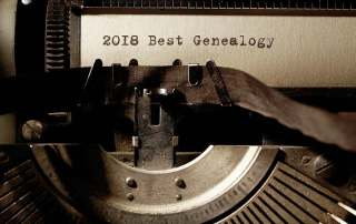 your best 2018 genealogy things