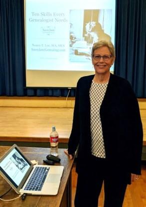 genealogy presentations webinars genealogy speaker