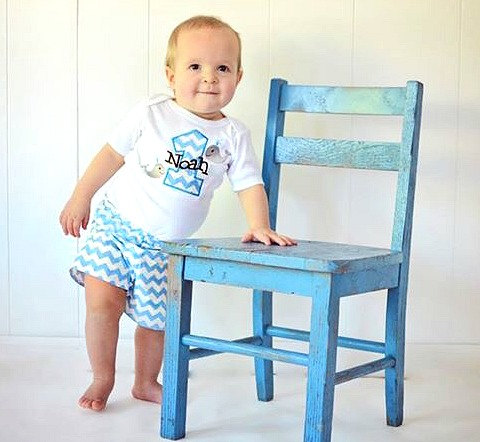 personalized baby boys first