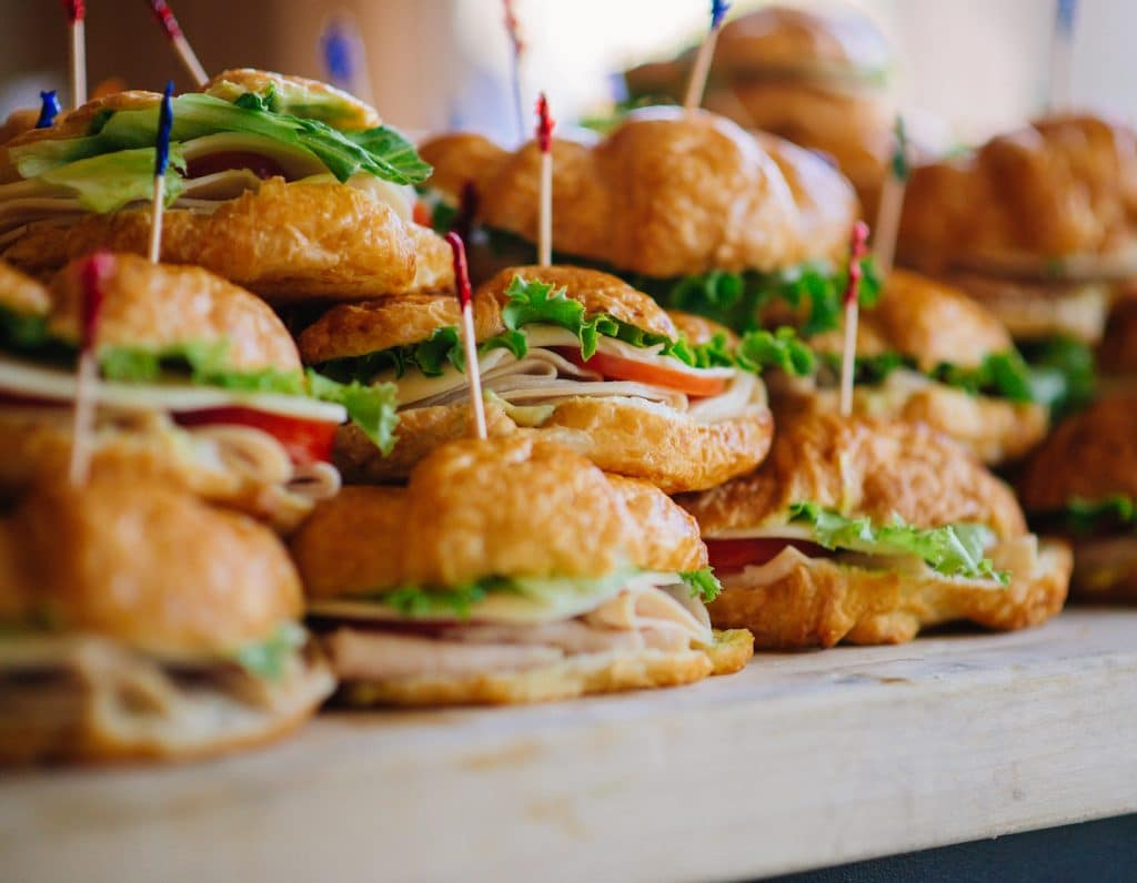 birthday parties catering for