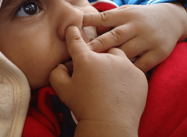 Why Kids Pick Their Noses and Lick Their Shoes