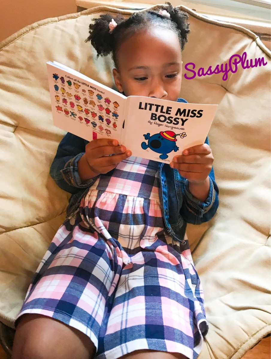 My Kids Love The Little Miss and Mr. Men Books!