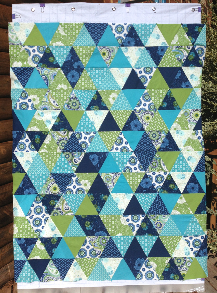Design Wall for quilting