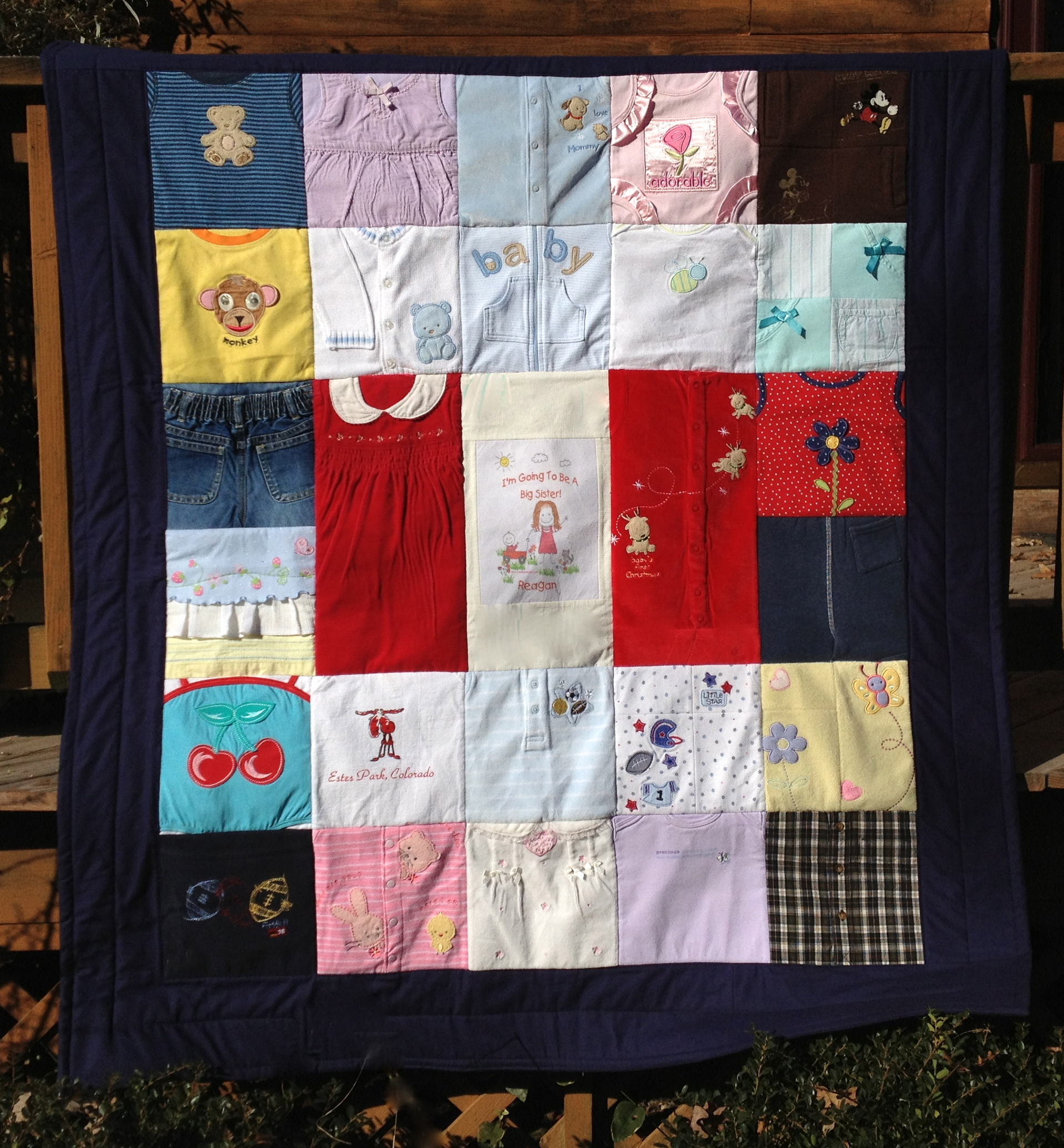 M: How to Make an American Quilt