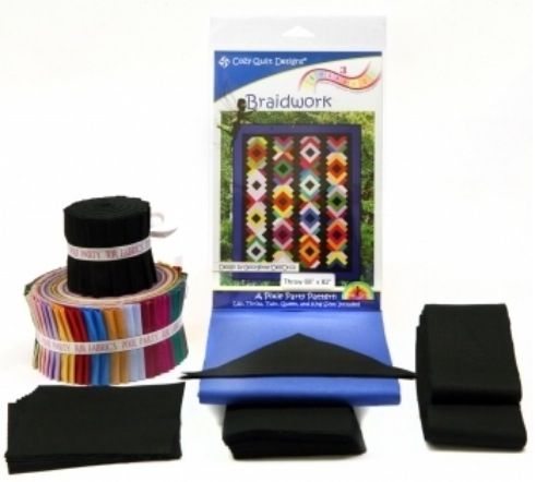 Braidwork Quilt Kit