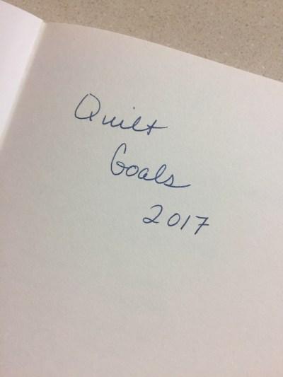 Quilt Planning