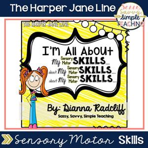 The Harper Jane Line Sensory Motor Skills