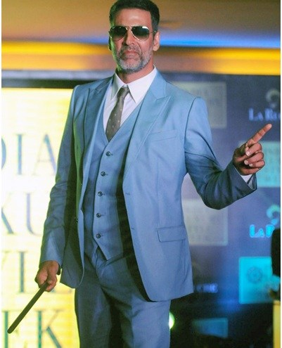 Akshay Kumar Fashion Week 2015