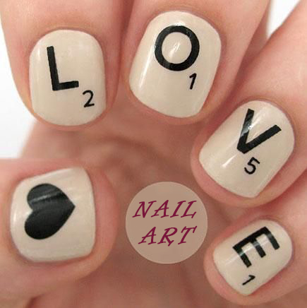 9 STUNNER NAIL ART DESIGN IDEAS