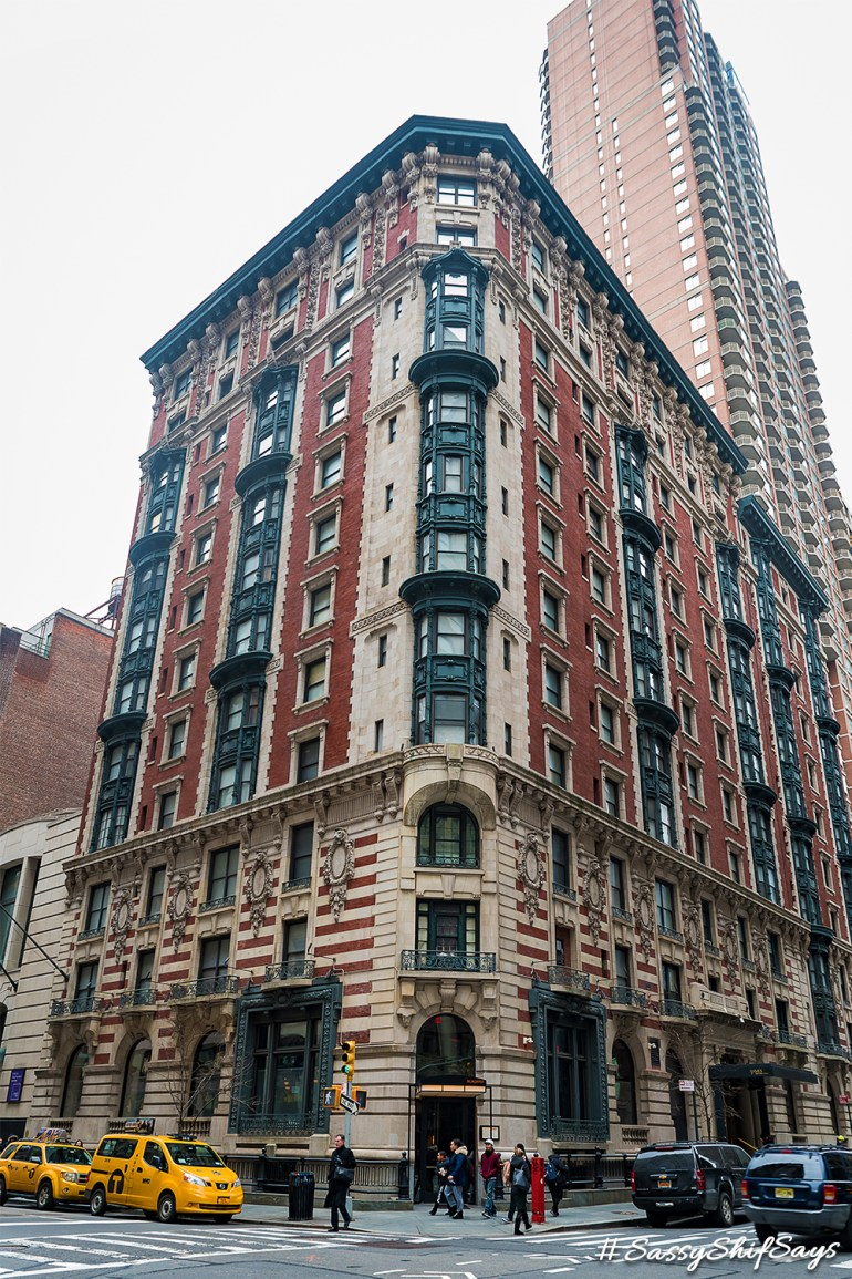 The James New York Nomad Hotel