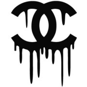 chanel logo chanel-single - 1.50