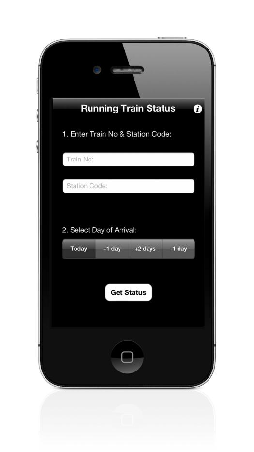 Train Status for iPhone