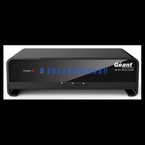 Mise à jour GN-OTT 750 4K ALLUR V3.2.1 07-08-2018   SAT4DvB