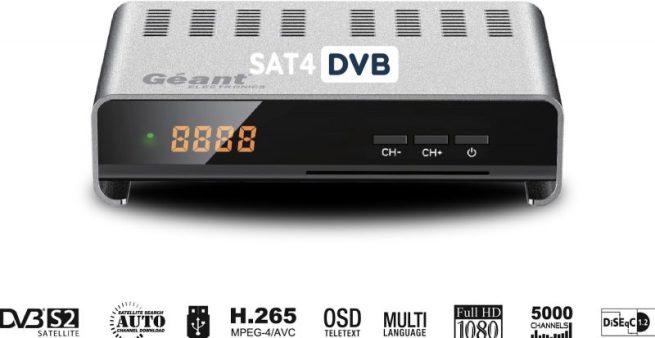 GN-6700 HD MINI SAT4DVB