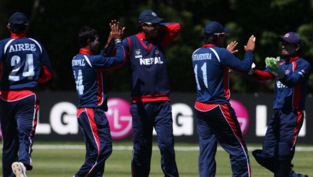 त्रिकोणात्मक  टी-२० सिरिज : नेपालले  नेदरल्याण्ड्लाई ९ विकेटको फराकिलो अन्तरले हराए