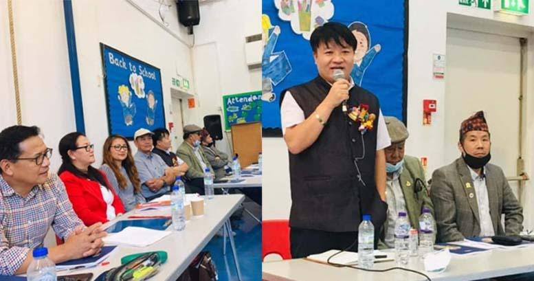 किरात राई यायोख्खा बेलायतले थाल्यो राईहरुको बृहत एकताको लागि भाषिक संघीय संगाठनात्मक संरचना अभियान