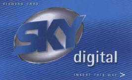 Sky Viewing Cards History Sky Card 1998
