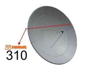 3.1 Prime Focus Satellite Dishes