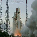 Ariane 5 and Astra 2F