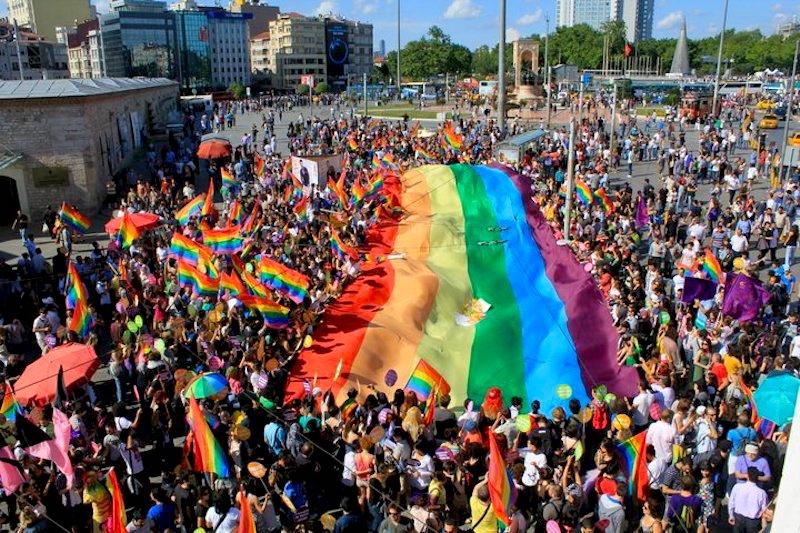 straight pride parade satanism
