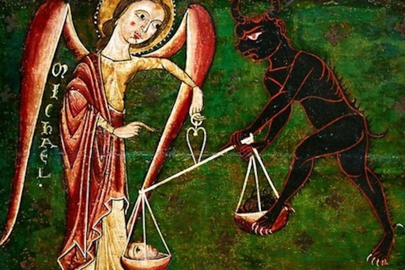 qanon twitter ban satanism