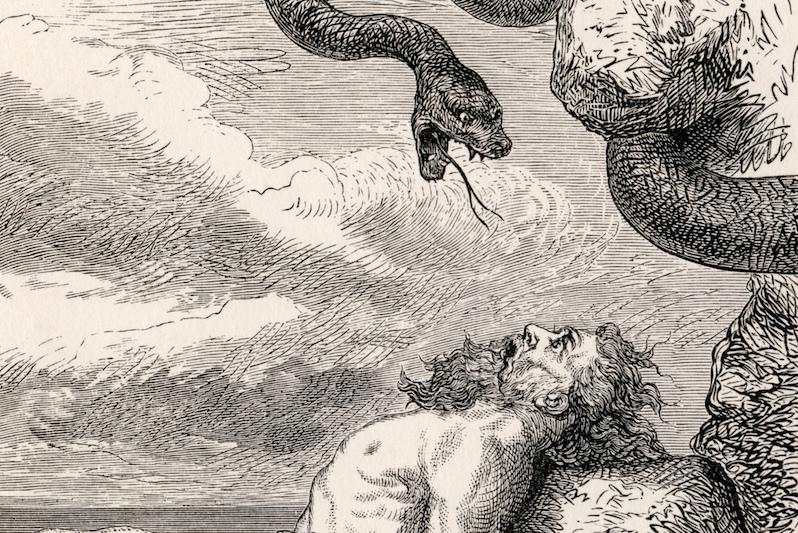 loki satanism white supremacy