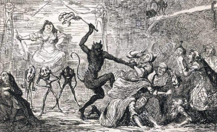 black history satan racial profiling