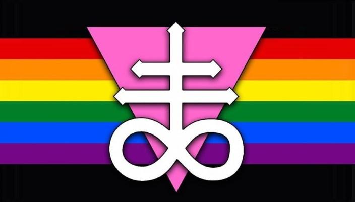 warriors for christ rainbow satan