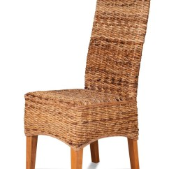 Seat Cushions For Wicker Chairs Beach At Lowes Dining Chair | Light Rattan Coloured Legs Casa Bella Furniture