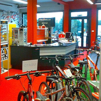 Hight road bike shop