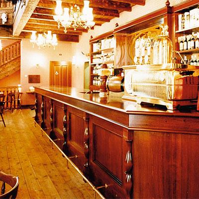 Gardaland Saloon