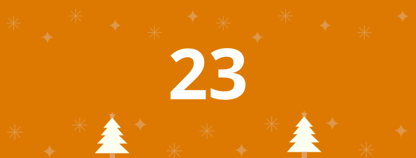 23. deň: Čujte, čujte, pastieri